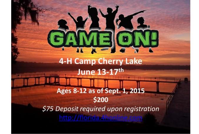 Camp Cherry Lake